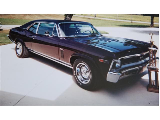 1969 Chevrolet Nova SS | 831838