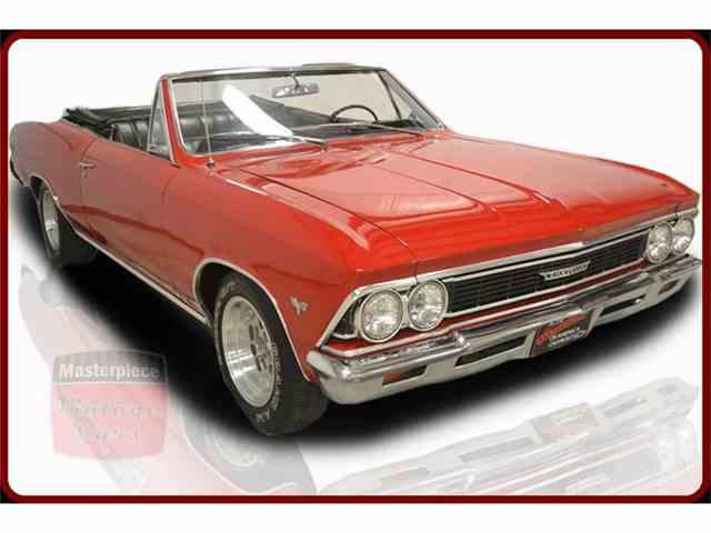 1966 Chevrolet Malibu | 832027