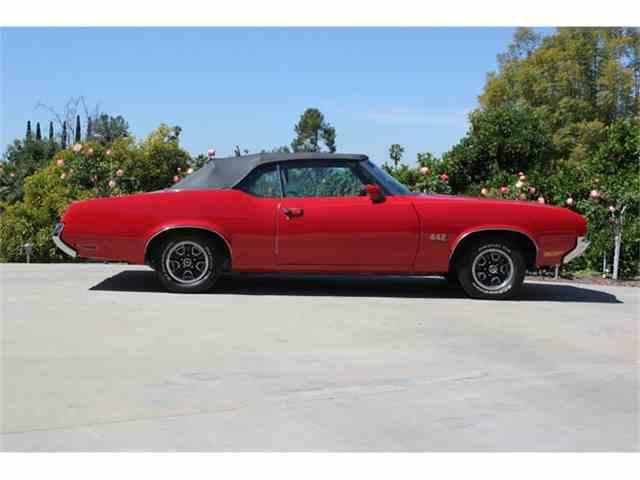 1968 Oldsmobile 442 | 830239
