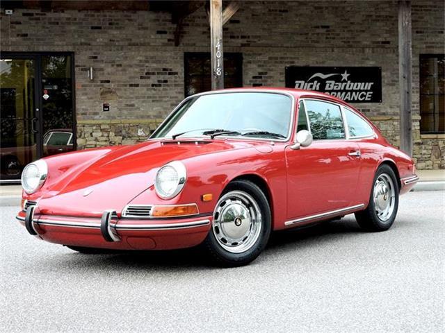 1968 Porsche 912 | 832589