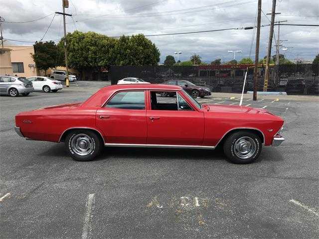 1966 Chevrolet Chevelle Malibu | 832591