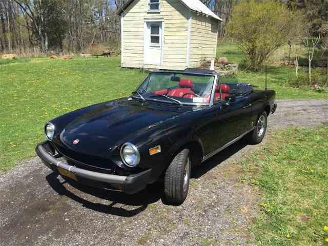 1978 Fiat 124 | 832592