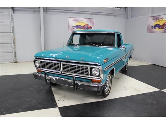 1970 Ford F100 | 832596