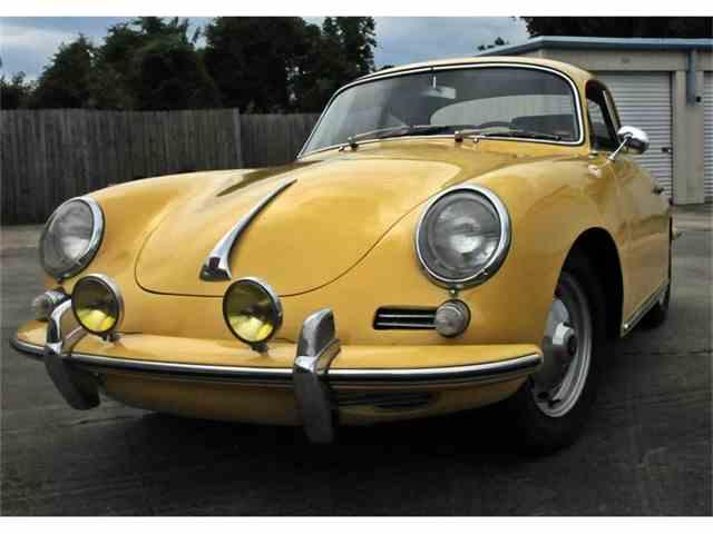 1962 Porsche 356B | 830266