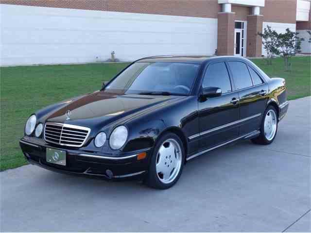 2001 Mercedes-Benz E55 | 832725
