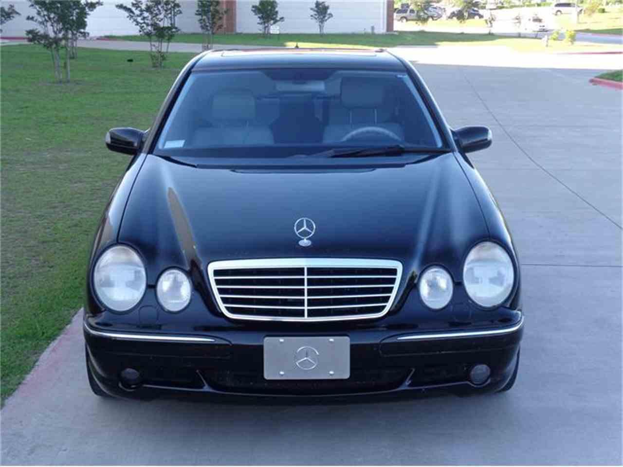 2001 Mercedes Benz E55 For Sale Classiccars Com Cc 832725