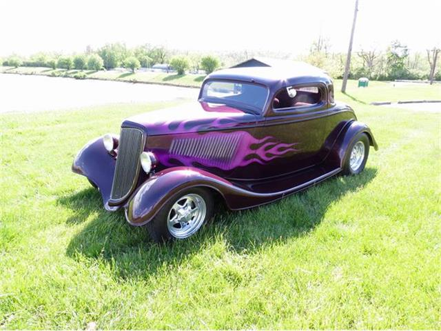 1934 Ford 3-Window Coupe | 832731