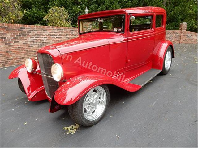 1931 Ford Model A | 832743