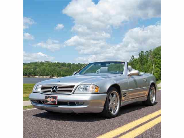 2001 Mercedes-Benz 500SL   832748