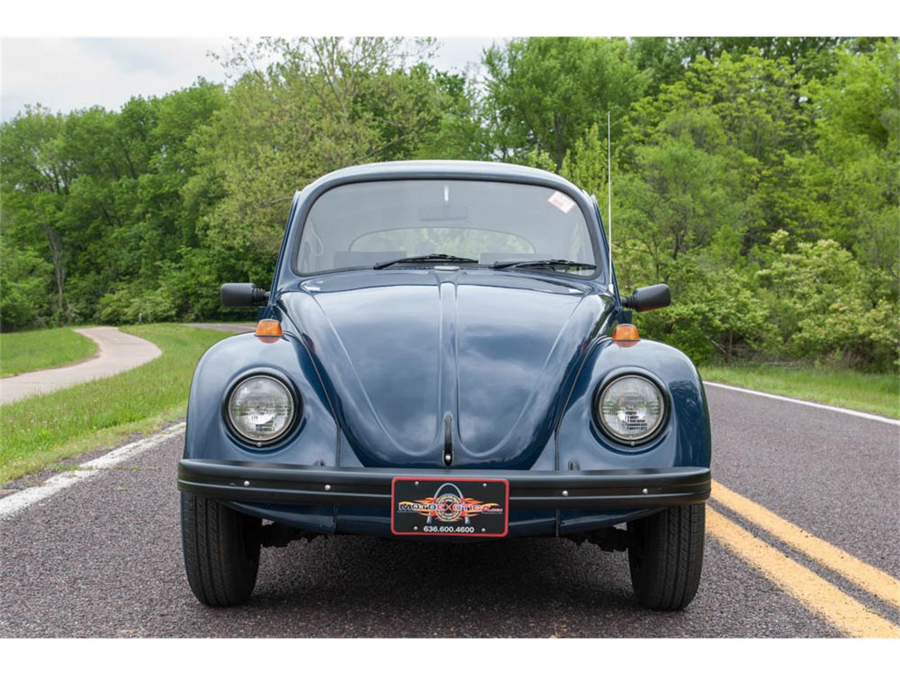 1969 volkswagen beetle for sale cc 832750. Black Bedroom Furniture Sets. Home Design Ideas
