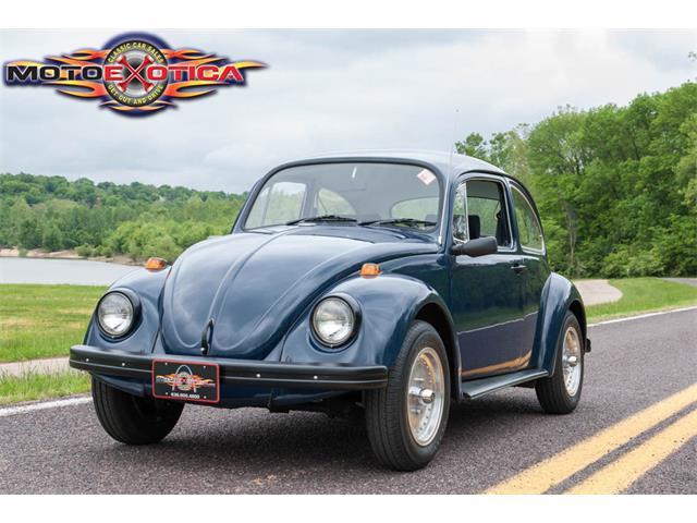 1969 Volkswagen Beetle For Sale Classiccars Com Cc 832750