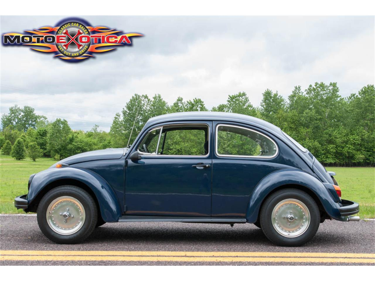 1969 Volkswagen Beetle For Sale Classiccars Com Cc 832750