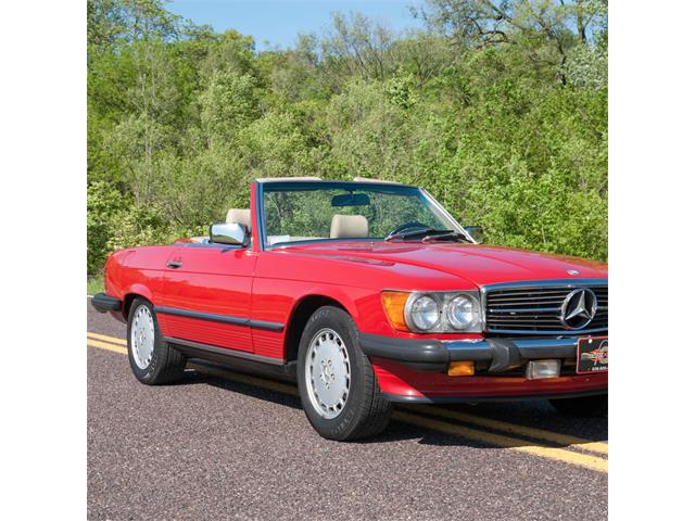 1988 Mercedes-Benz 560SL | 832752