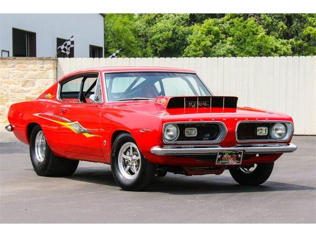 1967 Plymouth Barracuda | 832763