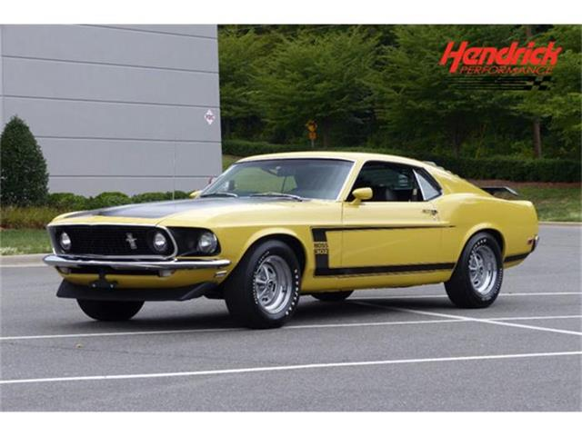 1969 Ford Mustang | 832776