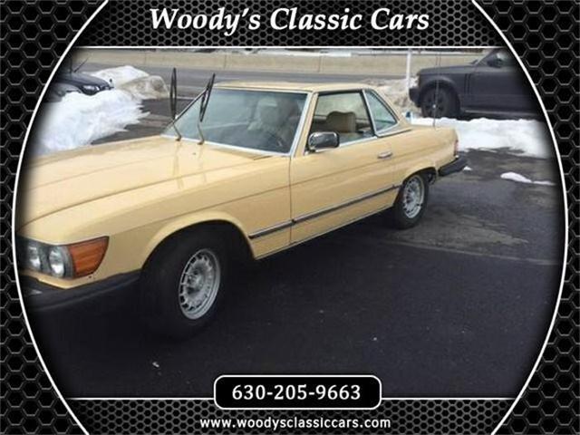 1983 Mercedes-Benz 380 | 832815