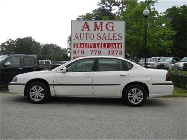 2002 Chevrolet Impala | 832843