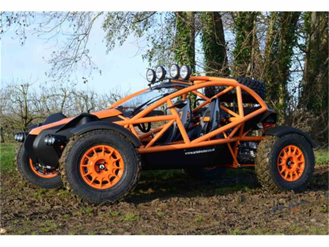 To Ariel Nomad Sport For Sale On Classiccars Com