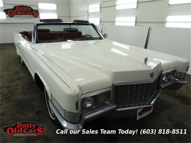 1970 Cadillac Coupe DeVille | 832873