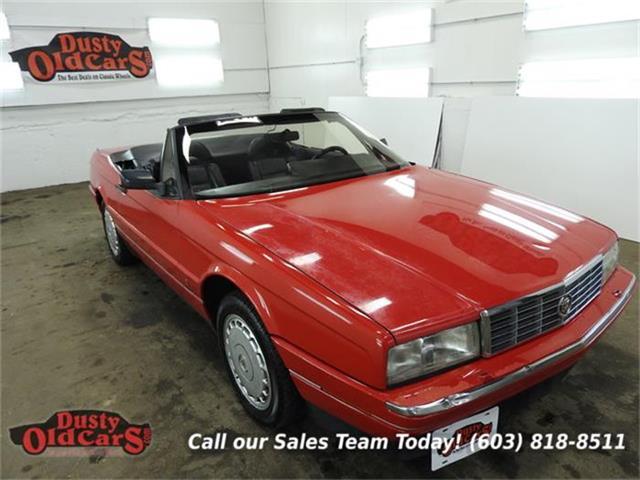 1992 Cadillac Allante | 832877