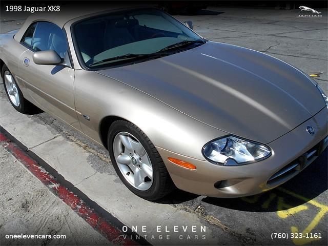 1998 Jaguar XK8 | 832880