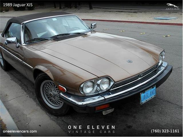 1989 Jaguar XJS | 832881