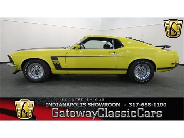 1969 Ford Mustang | 832915