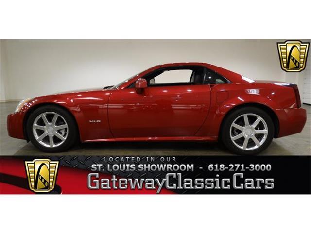 2004 Cadillac XLR   832919
