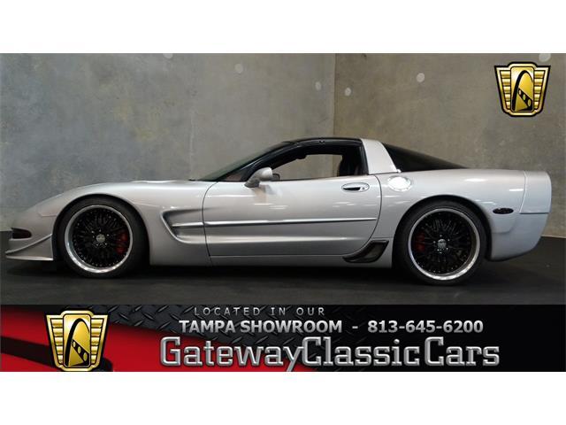 1999 Chevrolet Corvette | 832922