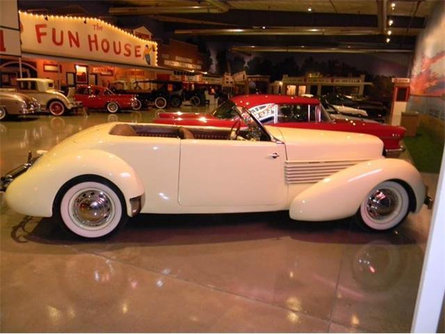 1936 Cord Phaeton | 832924