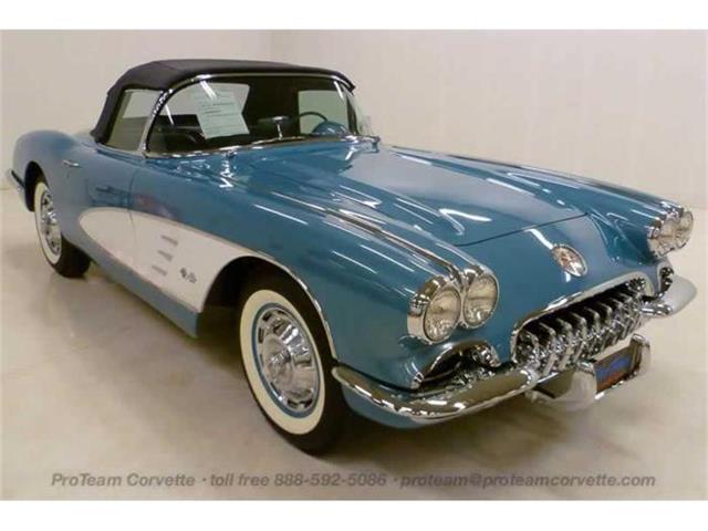 1960 Chevrolet Corvette | 830339