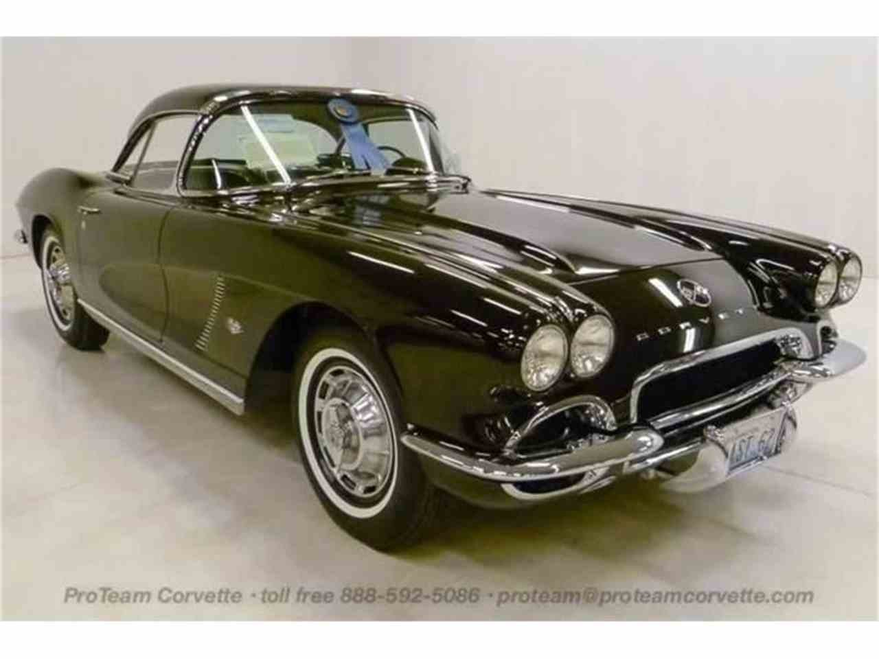 Large Picture of '62 Corvette - HSPK