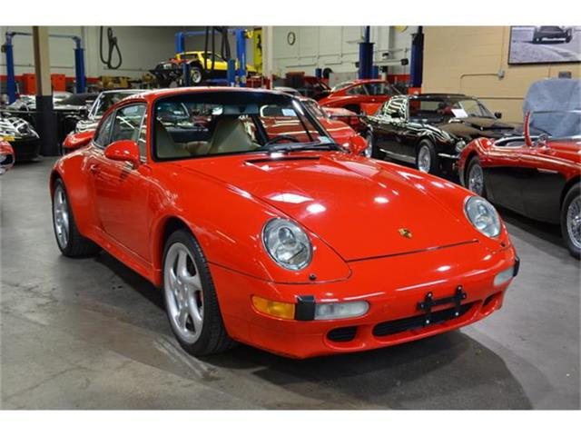 1997 Porsche 993/911 Carrera Turbo | 833887