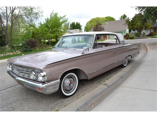 1963 Mercury S55 | 833903