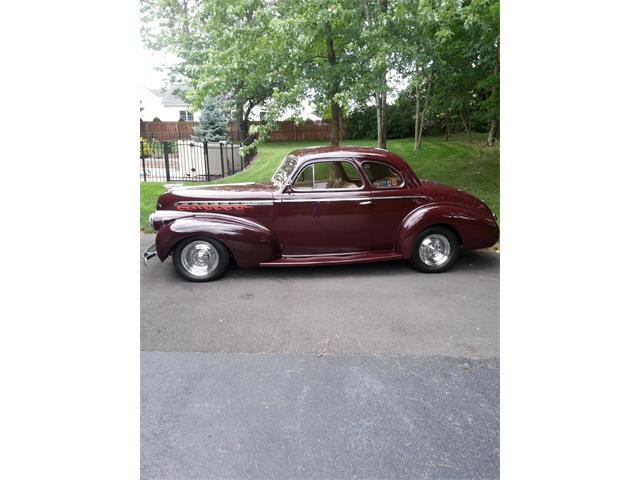 1940 Chevrolet Coupe | 833909