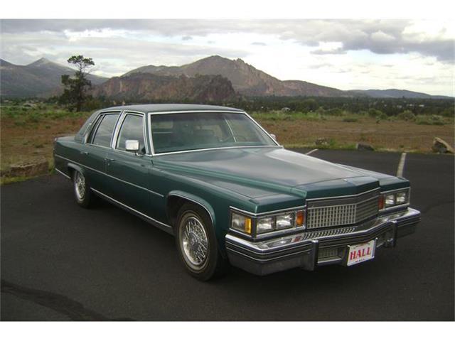 1979 Cadillac Fleetwood Brougham | 833913