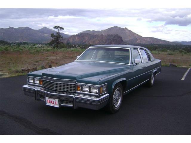 1979 Cadillac Fleetwood Brougham   833913