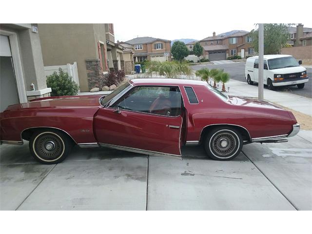 1973 Chevrolet Monte Carlo | 833922