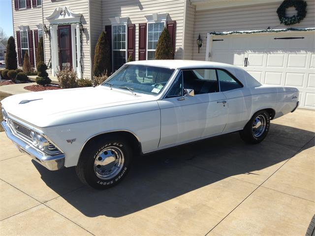 1966 Chevrolet Chevelle Malibu | 833924