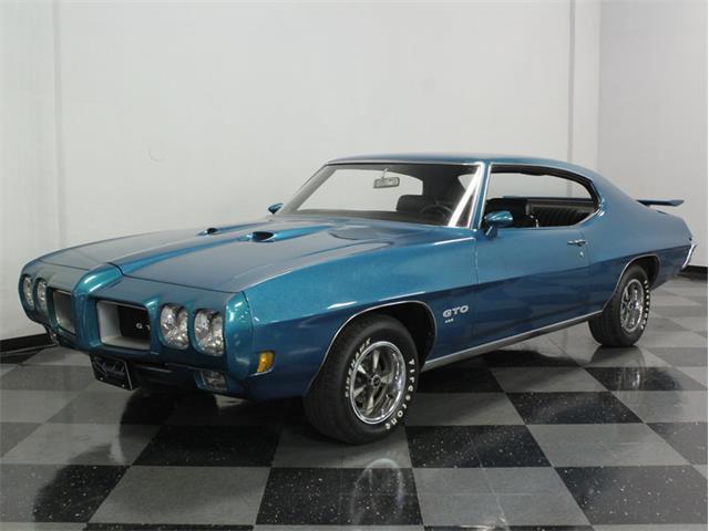 1970 Pontiac GTO | 833962