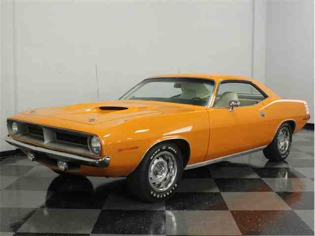 1970 Plymouth Cuda | 833963