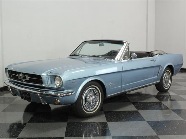 1965 Ford Mustang | 833964