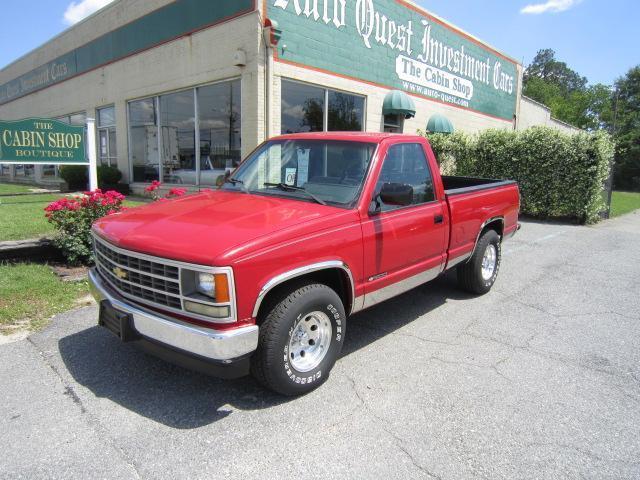 1990 Chevrolet Cheyenne 1500 Classic | 833980