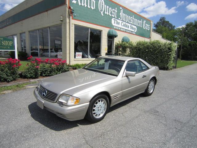 1998 Mercedes-Benz SL-Class | 833981