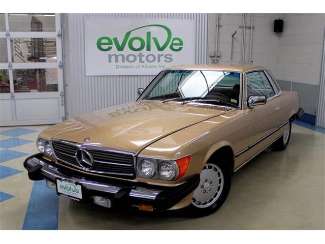1980 Mercedes-Benz 450 | 833992