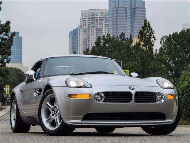 2002 BMW Z8 | 834000