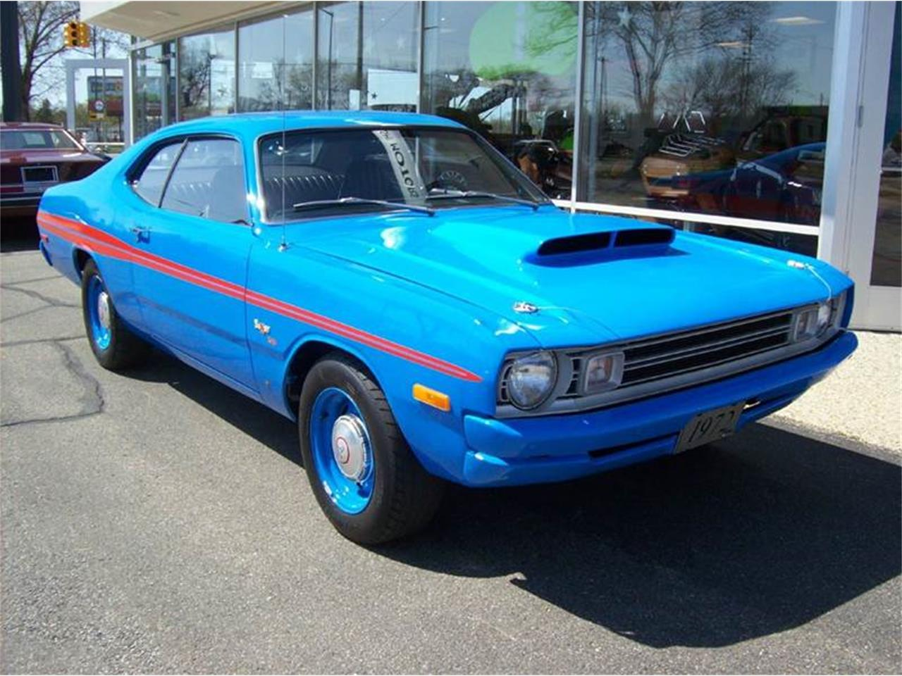 1972 dodge demon for sale cc 834013. Black Bedroom Furniture Sets. Home Design Ideas