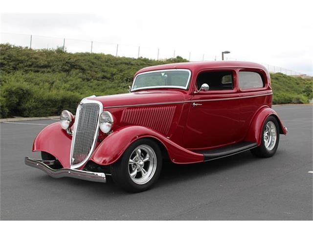 1934 Ford Tudor | 834017