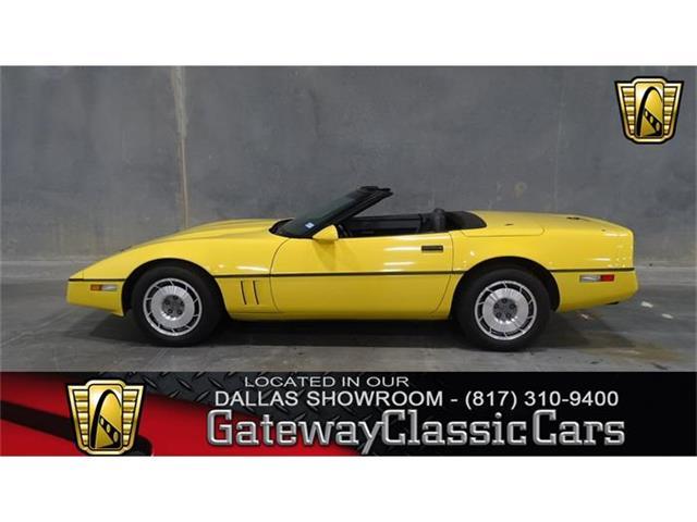 1987 Chevrolet Corvette | 834021
