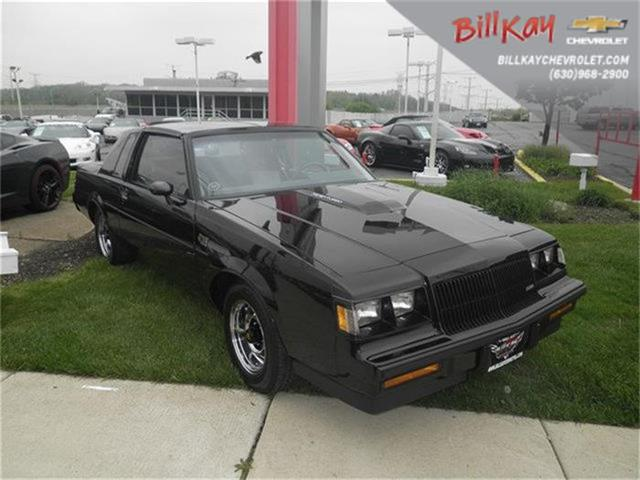 1987 Buick Regal | 834022